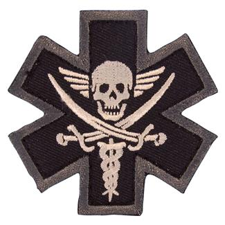 Mil-Spec Monkey Tactical Medic - Pirate Patch Swat