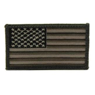 Mil-Spec Monkey US Flag Patch ACU-Dark