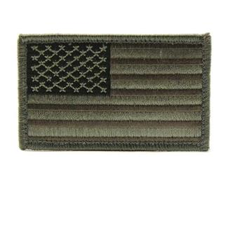 Mil-Spec Monkey US Flag Patch ACU-Light