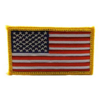 Mil-Spec Monkey US Flag Patch Full Color