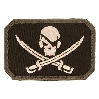 Mil-Spec Monkey PirateSkull Flag Patch Swat