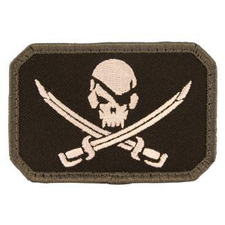 Mil-Spec Monkey PirateSkull Flag Patch Swat