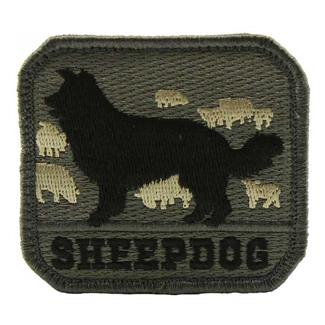 Mil-Spec Monkey Sheepdog Patch ACU