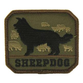 Mil-Spec Monkey Sheepdog Patch Forest