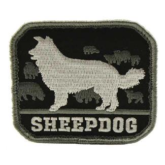 Mil-Spec Monkey Sheepdog Patch Swat