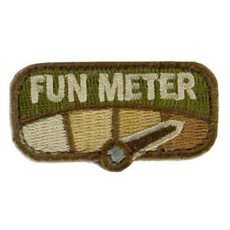 Mil-Spec Monkey Fun Meter Patch MultiCam