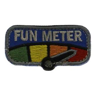 Mil-Spec Monkey Fun Meter Patch Full Color