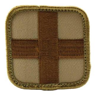 "Mil-Spec Monkey Medic Square 2"" Patch Desert"