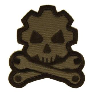 Mil-Spec Monkey Death Mechanic Patch Desert
