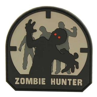 Mil-Spec Monkey Zombie Hunter PVC Patch Swat