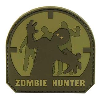 Mil-Spec Monkey Zombie Hunter PVC Patch Arid