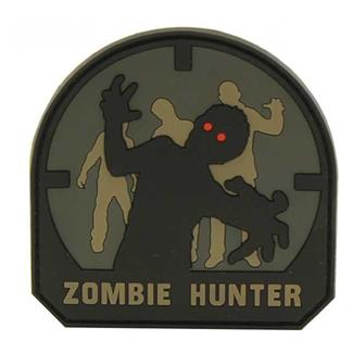 Mil-Spec Monkey Zombie Hunter PVC Patch ACU-A