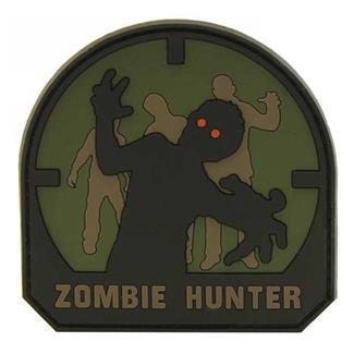 Mil-Spec Monkey Zombie Hunter PVC Patch Forest
