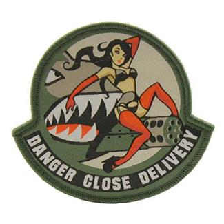 Mil-Spec Monkey Danger Close Patch Swat
