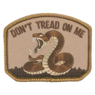 Mil-Spec Monkey Don't Tread Patch Desert