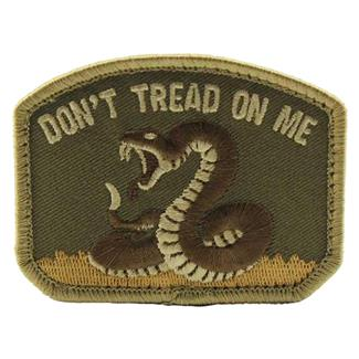 Mil-Spec Monkey Don't Tread Patch Multicam