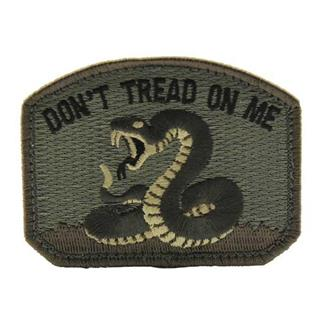 Mil-Spec Monkey Don't Tread Patch ACU