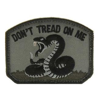 Mil-Spec Monkey Don't Tread Patch Swat