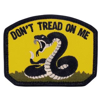 Mil-Spec Monkey Don't Tread Patch Full Color