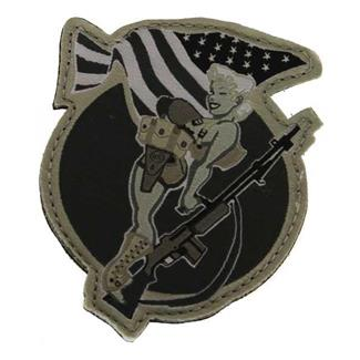 Mil-Spec Monkey BAR Girl Patch Swat