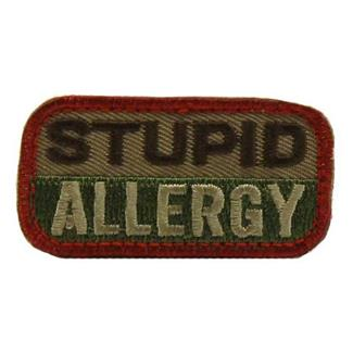 Mil-Spec Monkey Stupid Allergy Patch Arid
