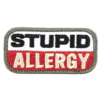 Mil-Spec Monkey Stupid Allergy Patch Medical