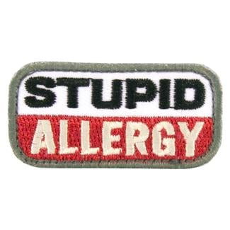 Mil-Spec Monkey Stupid Allergy Patch Medical