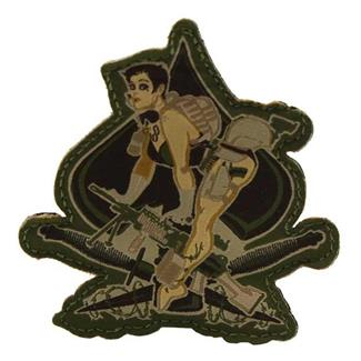 Mil-Spec Monkey Aces High Patch MultiCam