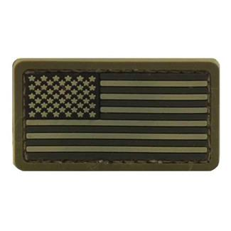 Mil-Spec Monkey US Flag PVC Mini Patch ACU-Light