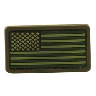 Mil-Spec Monkey US Flag PVC Mini Patch Multicam