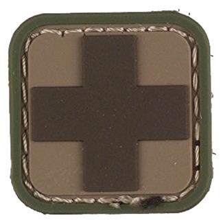 "Mil-Spec Monkey Medic Square 1"" PVC Patch MultiCam"