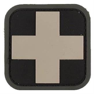 "Mil-Spec Monkey Medic Square 1"" PVC Patch Swat"