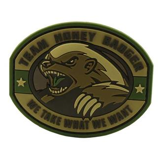 Mil-Spec Monkey Honey Badger PVC Patch MultiCam