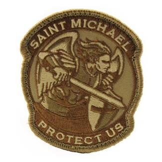 Mil-Spec Monkey Saint-M Modern Patch Desert