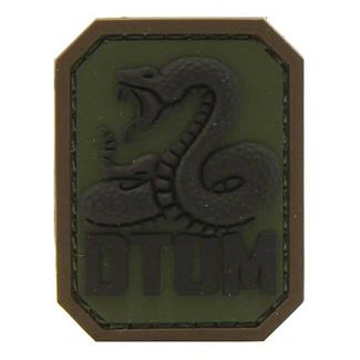 Mil-Spec Monkey DTOM PVC Patch Forest