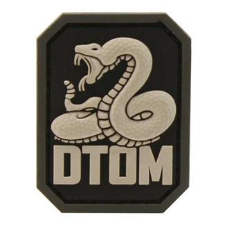 Mil-Spec Monkey DTOM PVC Patch Swat