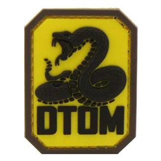 Mil-Spec Monkey DTOM PVC Patch FullColor