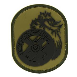 Mil-Spec Monkey Berserker PVC Patch MultiCam