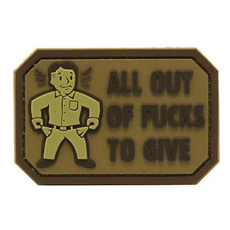 Mil-Spec Monkey All Out PVC Patch