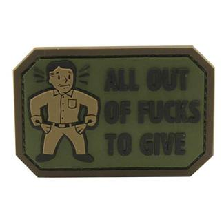 Mil-Spec Monkey All Out PVC Patch Forest