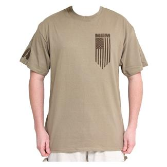 Mil-Spec Monkey DTOM-2A T-Shirt Dusty Brown