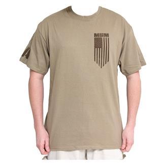 Mil-Spec Monkey DTOM-2A T-Shirt Dusty Brown