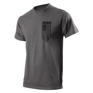 Mil-Spec Monkey DTOM-2A T-Shirt Charcoal