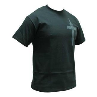 Mil-Spec Monkey Spartan T-Shirt Black