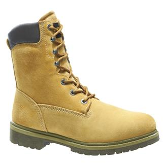 """Wolverine 8"""" Gold WP Leather"""