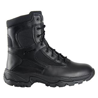 "McRae 8"" Terassault Leather SZ Black"