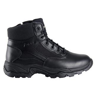 "McRae 6"" Terassault Leather SZ Black"