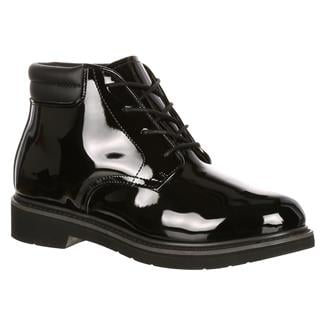 Rocky High Gloss Chukka Black