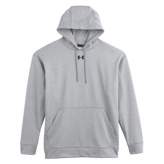 Under Armour Fleece Team Hoodie True Gray Heather