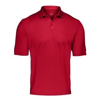 Under Armour Tactical Range Polo Red